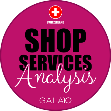 Gala10.com Study: An overview of services offered by online gift shops in Switzerland