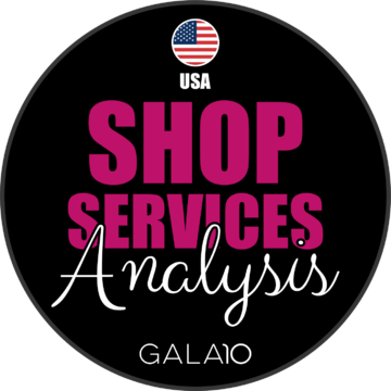 Gala10.com study: An overview of shop services offered by online gift shops in the USA